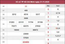Phân tích XSHCM 23/11/2020 chốt số dự đoán Hồ Chí Minh hôm nay