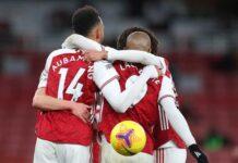 Bóng đá quốc tế sáng 19/2: Arsenal đứt mạch 6 trận toàn thắng ở Cúp C2