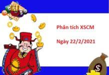 Phân tích XSCM 22/2/2021