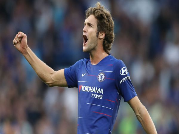 Tin thể thao chiều 23/2: Marcos Alonso muốn hợp đồng với Chelsea