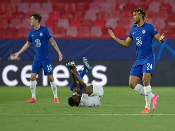 Bóng đá QT tối 14/4: The Blues nhẹ nhàng vào bán kết C1