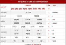 Phân tích XSMB ngày 13/4/2021 - Phân tích xổ số miền Bắc thứ 3