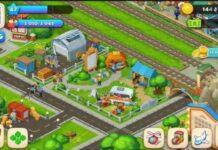 Game xây dựng thành phố Dream City trên Android và iOS