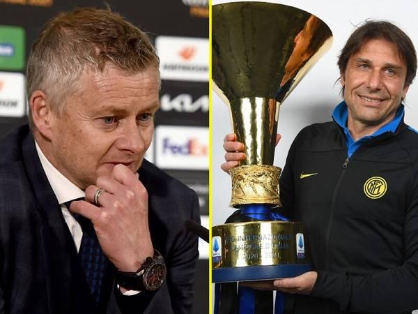 Bóng đá quốc tế tối 28/5: MU được khuyên bổ nhiệm Conte thay Solskjaer
