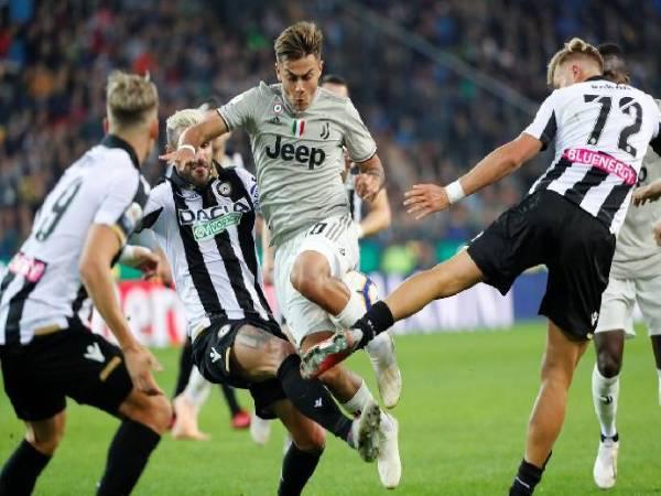 Nhận định tỷ lệ trận đấu Udinese vs Juventus - 23h ngày 2/5