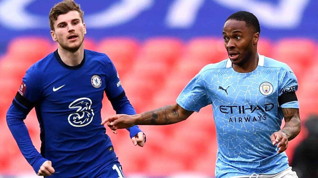 Raheem Sterling dự đoán Manchester City sẽ đánh bại Chelsea
