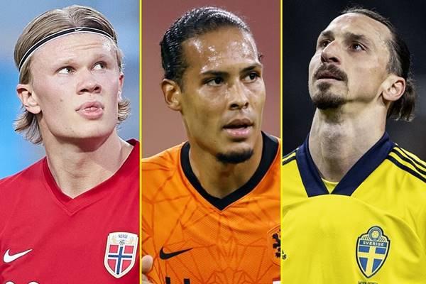Những ngôi sao khủng vắng mặt ở VCK EURO 2020