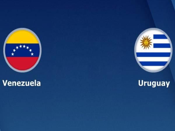 Soi kèo bóng đá Uruguay vs Venezuela, 5h30 ngày 9/6