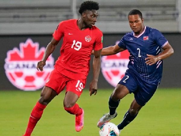 Nhận định soi kèo Canada vs Suriname 8h05 ngày 9/6