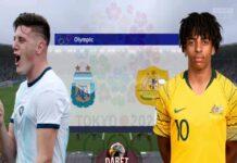 Soi kèo bóng đá U23 Australia vs U23 Argentina, 17h30 ngày 22/7