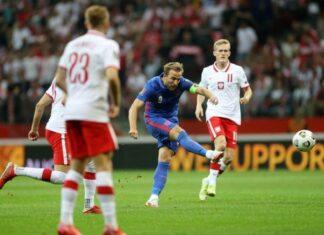 Bóng đá quốc tế 9/9: Tuyển Anh bị Ba Lan cầm chân