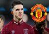 Bóng đá Quốc tế trưa 23/10: MU mua Declan Rice vào tháng Giêng